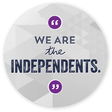 We Are the Independents