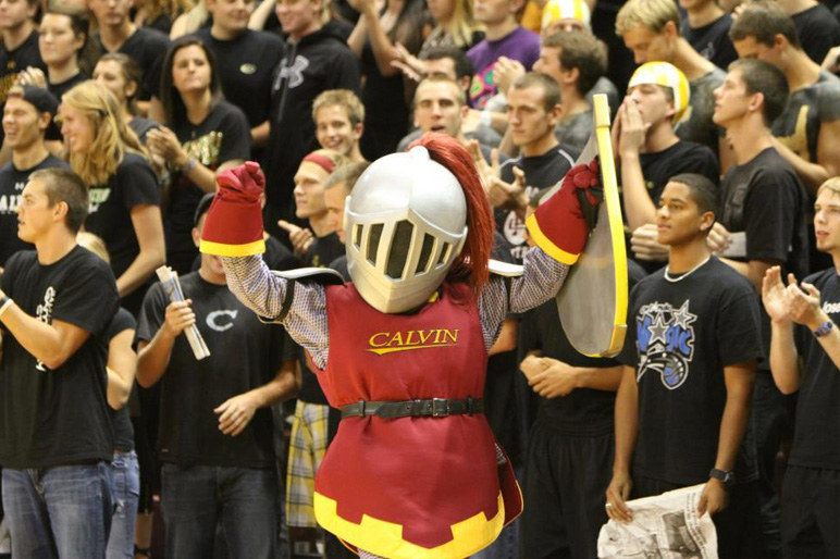 Image result for calvin college mascot